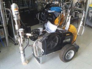 Công nghệ piston thủy lực cho hoạt dộng êm và độ bền cao